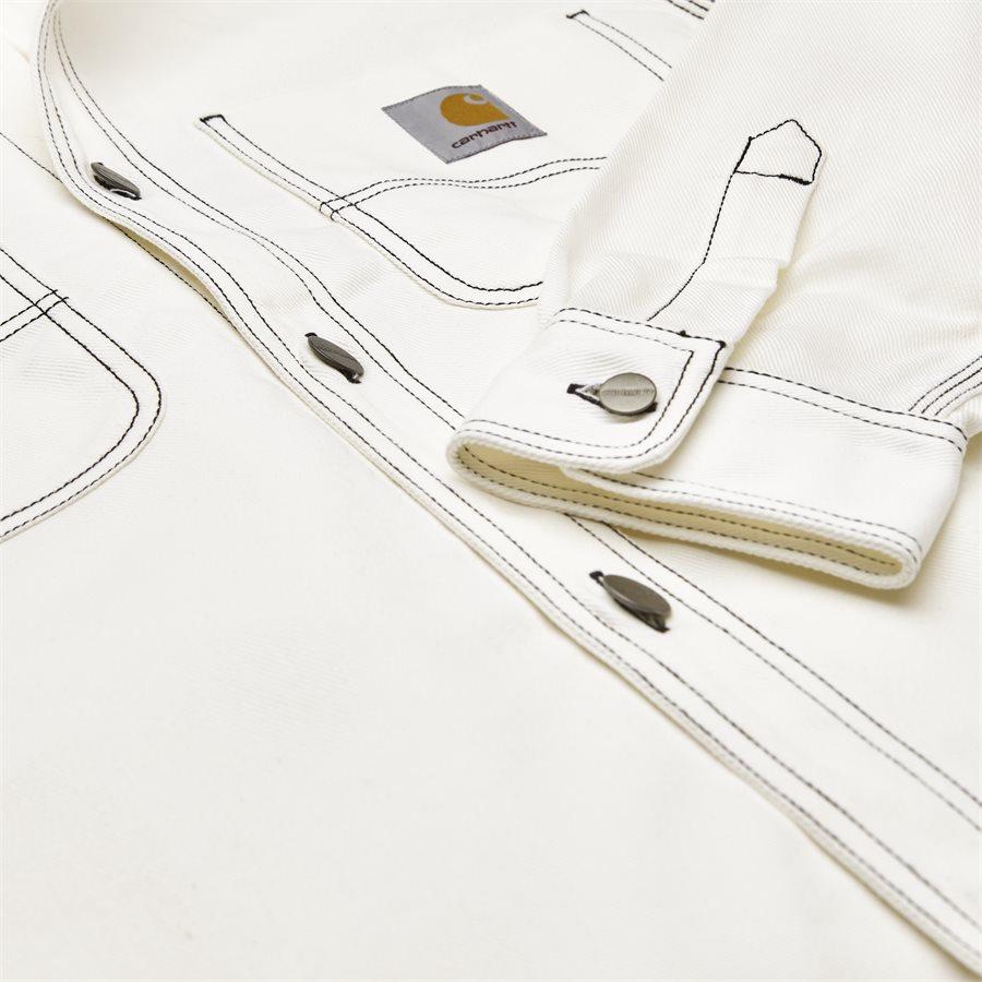 CHALK SHIRT I025939 - Chalk Shirt - Skjorter - Regular - WAX RIGID - 4